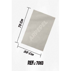 Foto PAPEL SEDA  50 X 70 C/100 OFF WHITE 7083