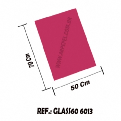 Foto PAPEL GLASSINE 60 GR C/50 FLS - PINK 6013